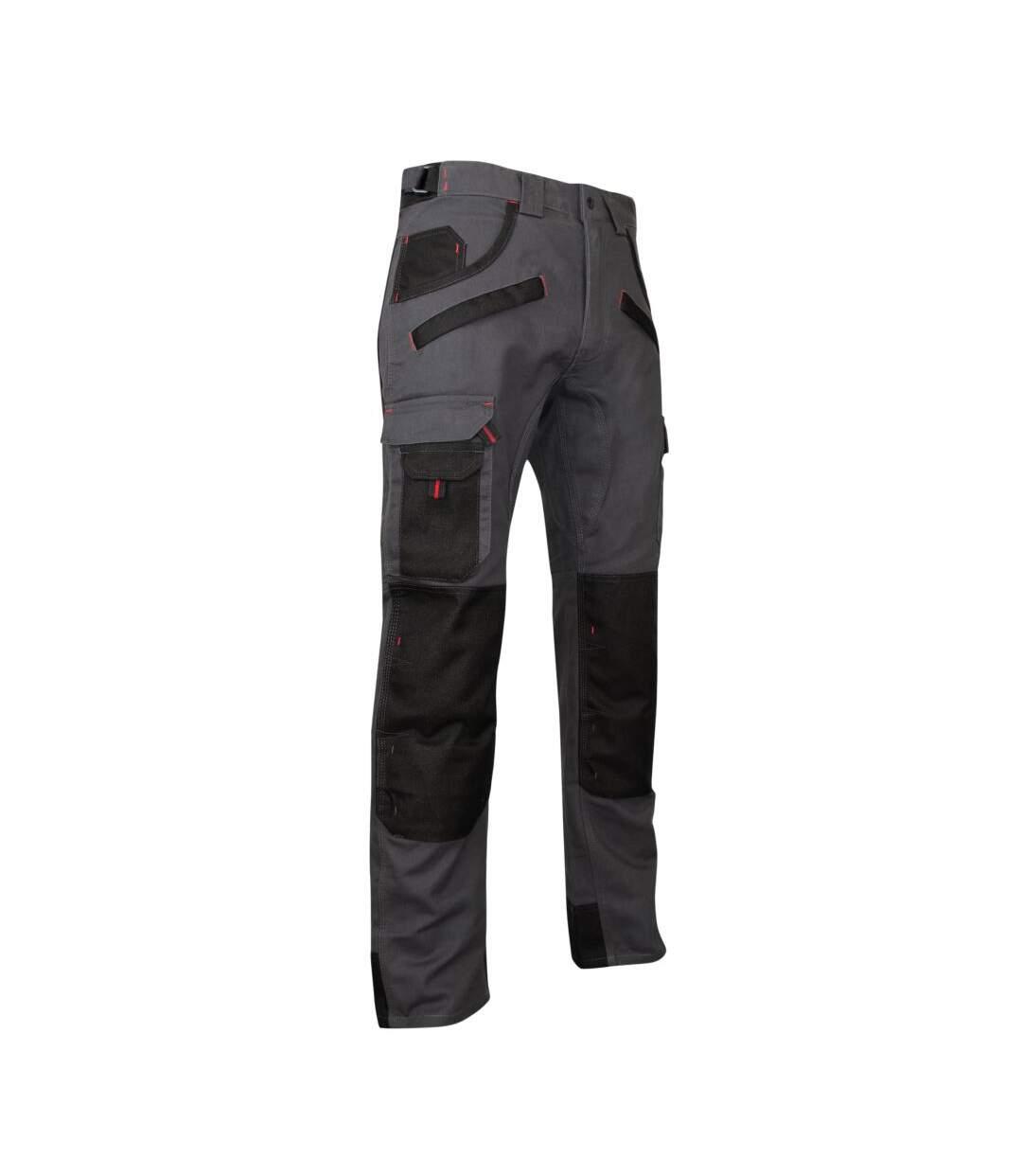 Pantalon  bicolore   ARGILE LMA