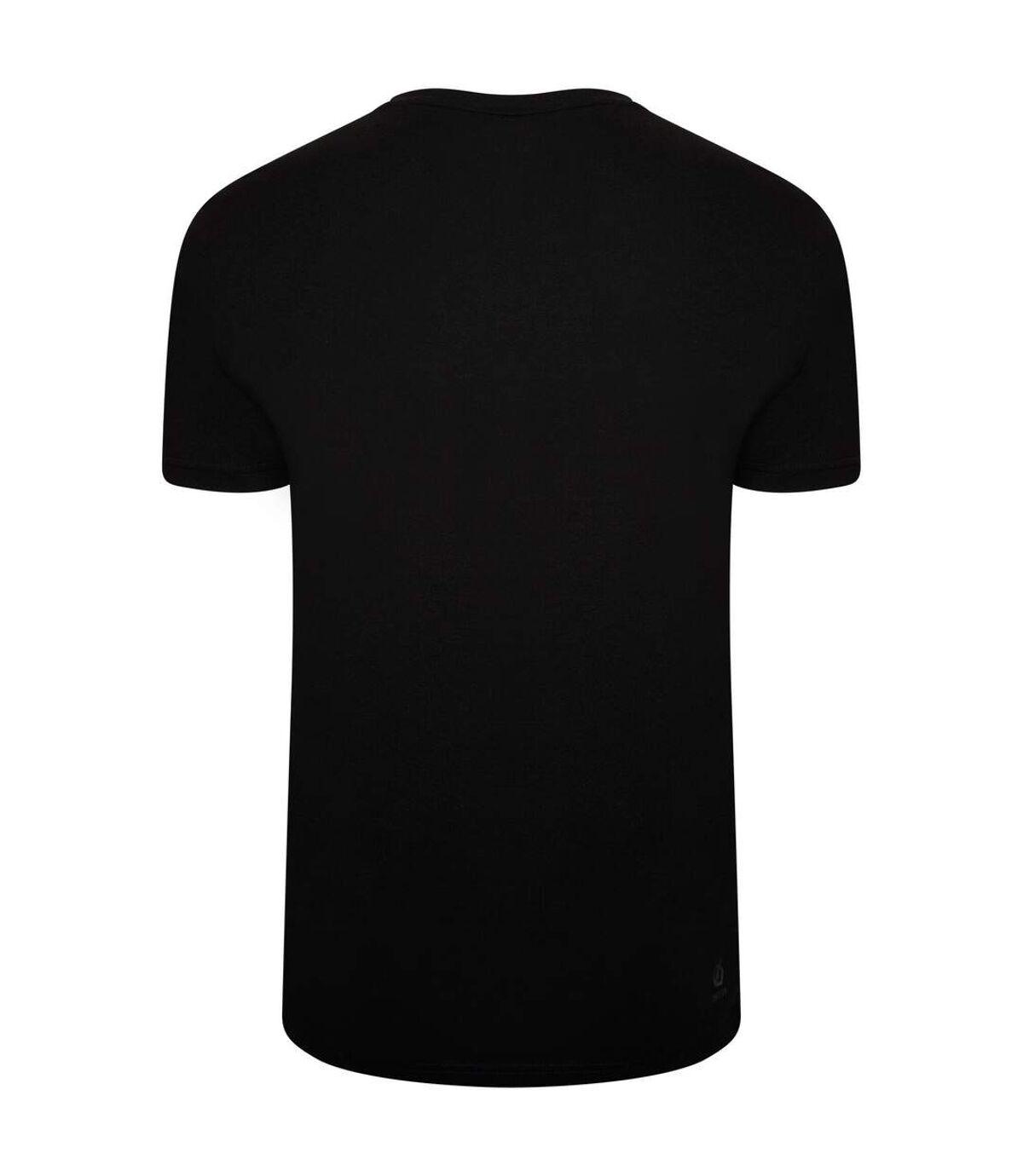 Dare 2B - T-shirt INTEGRAL - Homme (Noir / ébène) - UTRG5803