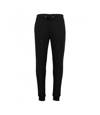 Kustom Kit Mens Slim Fit Sweat Pants (Black) - UTPC2980