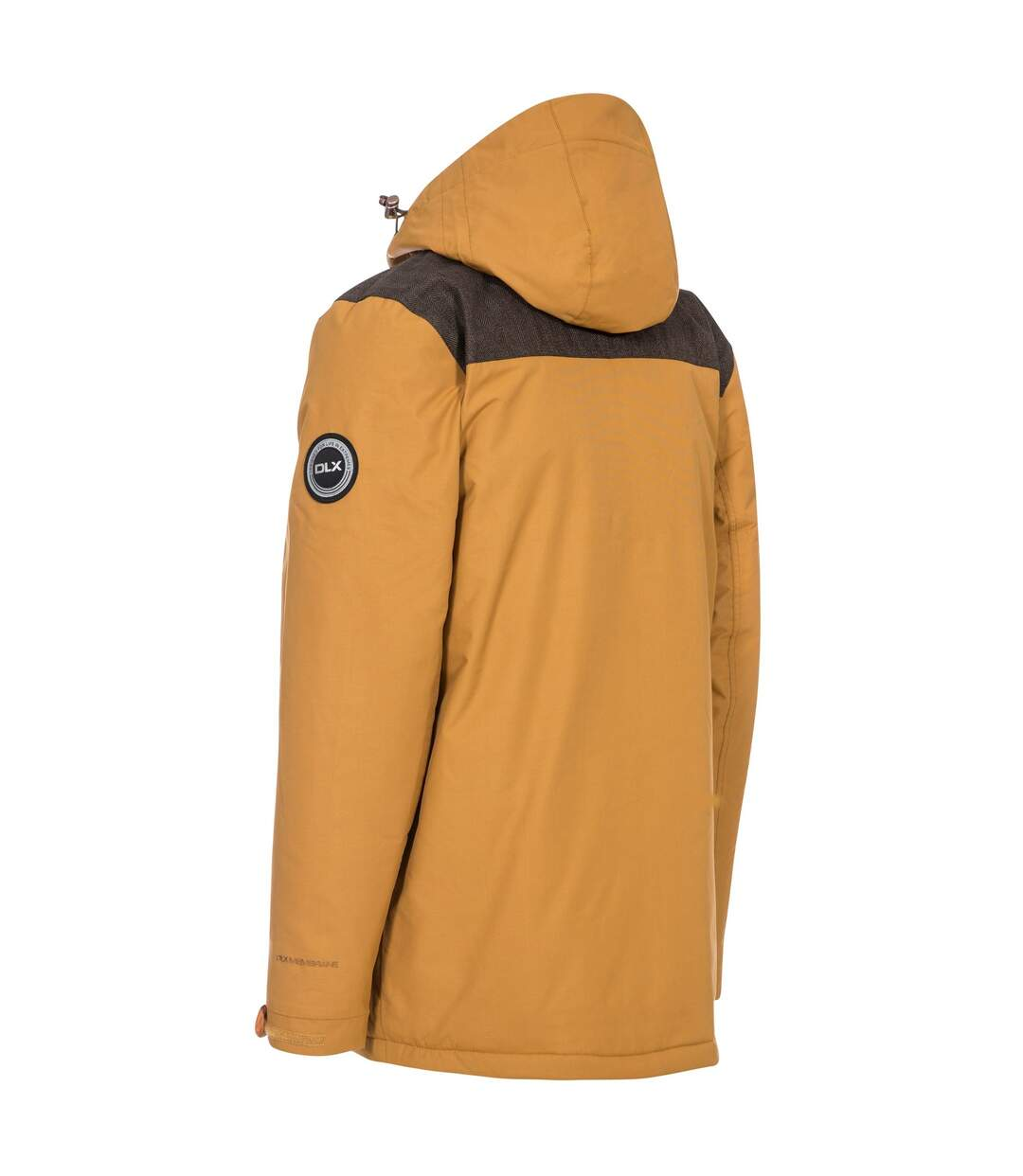 Trespass Mens Rockwell Waterproof Jacket (Sandstone) - UTTP4766