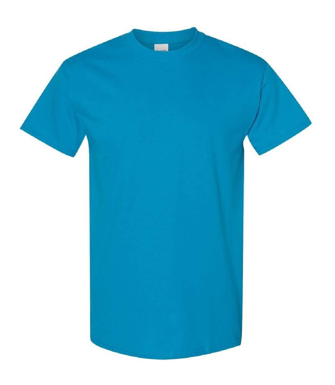 Gildan - T-shirts manches courtes - Hommes (Saphir) - UTBC4807