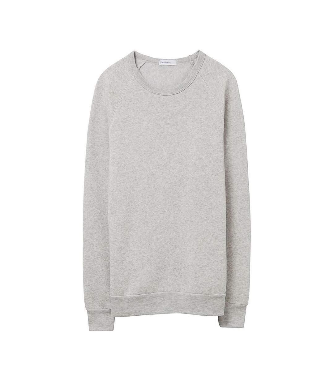 Alternative Apparel - Pullover CHAMP - Homme (Gris) - UTRW6013