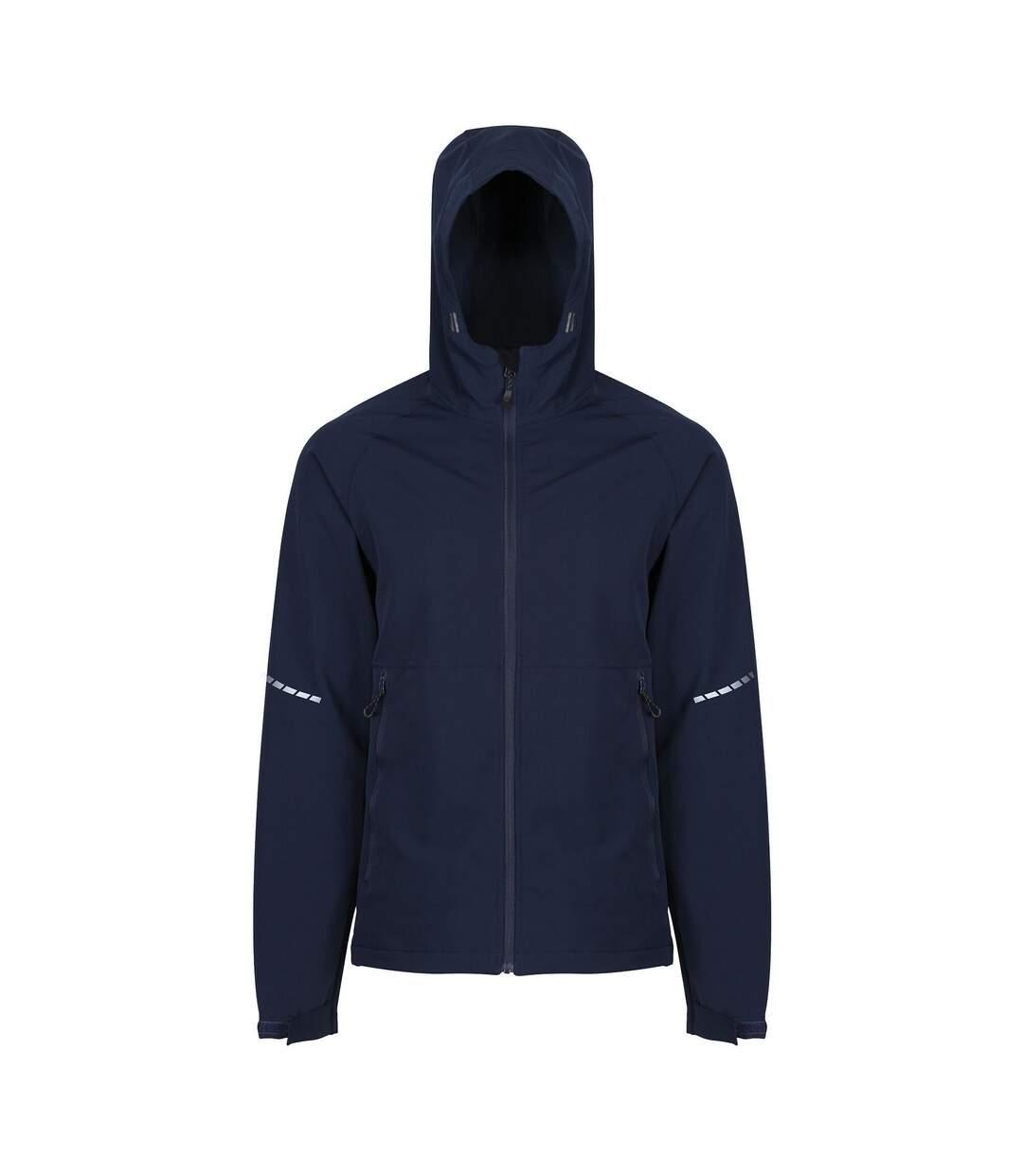 Regatta Mens X-Pro Prolite Stretch Soft Shell Jacket (Navy) - UTRG5788