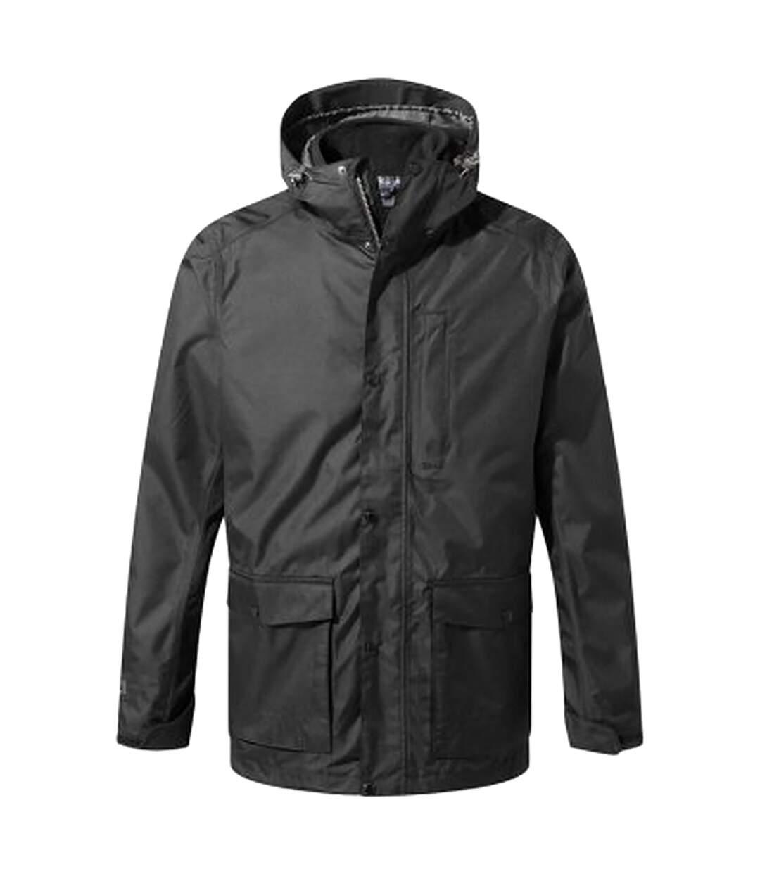 Craghoppers Mens Expert Kiwi 3 In 1 Jacket (Black) - UTPC3189