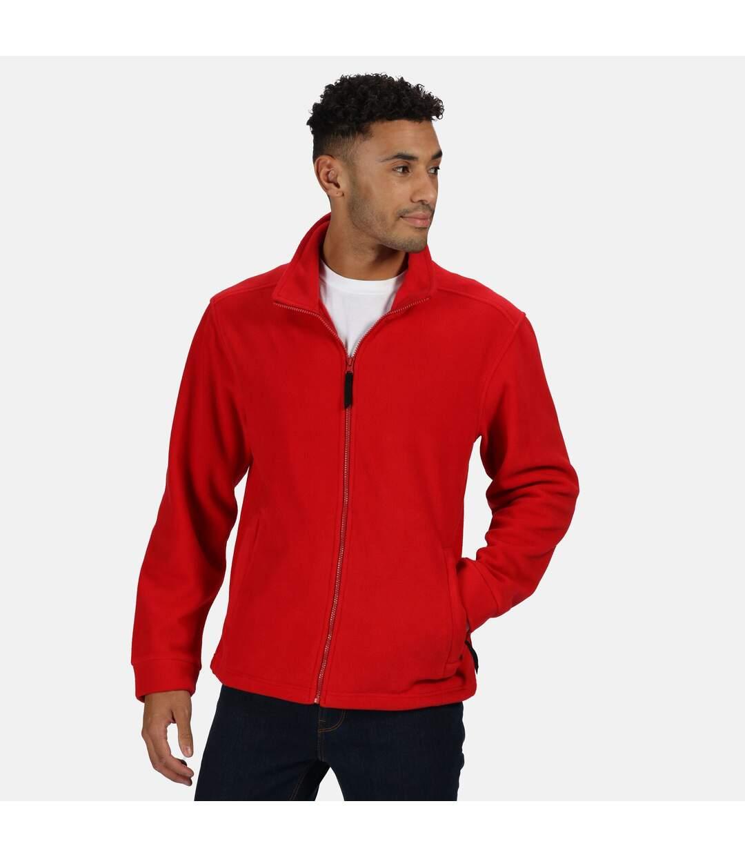 Regatta Professional Mens Thor 300 Fleece Jacket (Classic Red) - UTRW3990