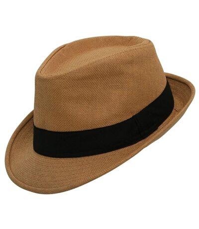 Chapeau trilby BRAD