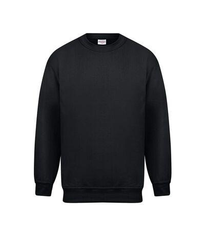 Absolute Apparel Mens Magnum Sweat (Black) - UTAB111