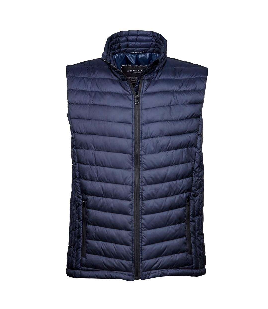Tee Jays Mens Padded Zepelin Vest Jacket / Gilet (Deep Navy) - UTBC3336