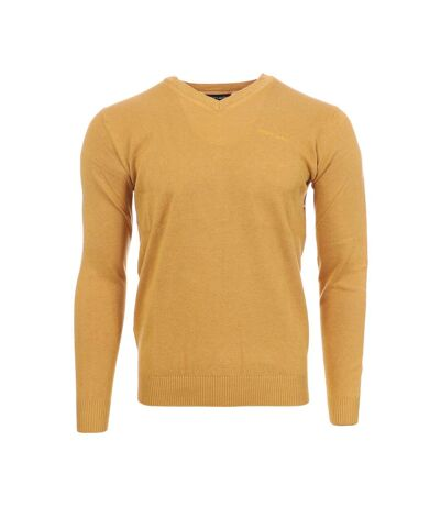 Pull Moutarde Homme Teddy Smith Pulser