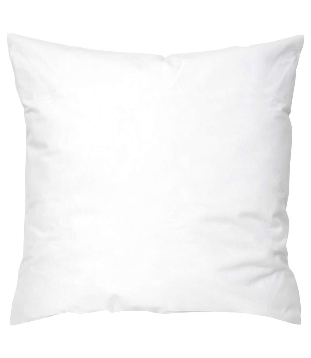 Housse de protection d'oreiller imperméable 80x80 cm ARNON molleton 100% coton contrecollé polyuréthane
