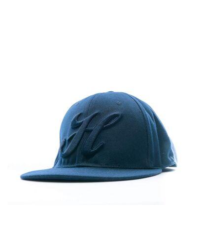 Casquette bleu homme Hungaria H-Corporate