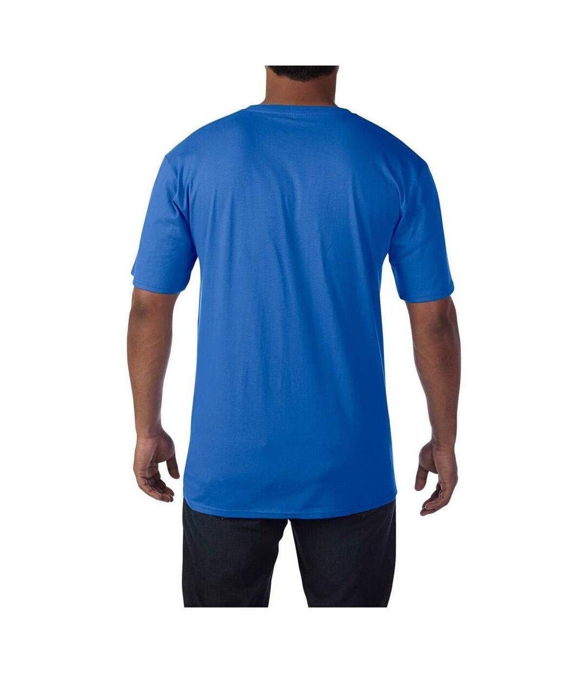 Gildan - T-shirt à manches courtes - Homme (Gris) - UTRW4738