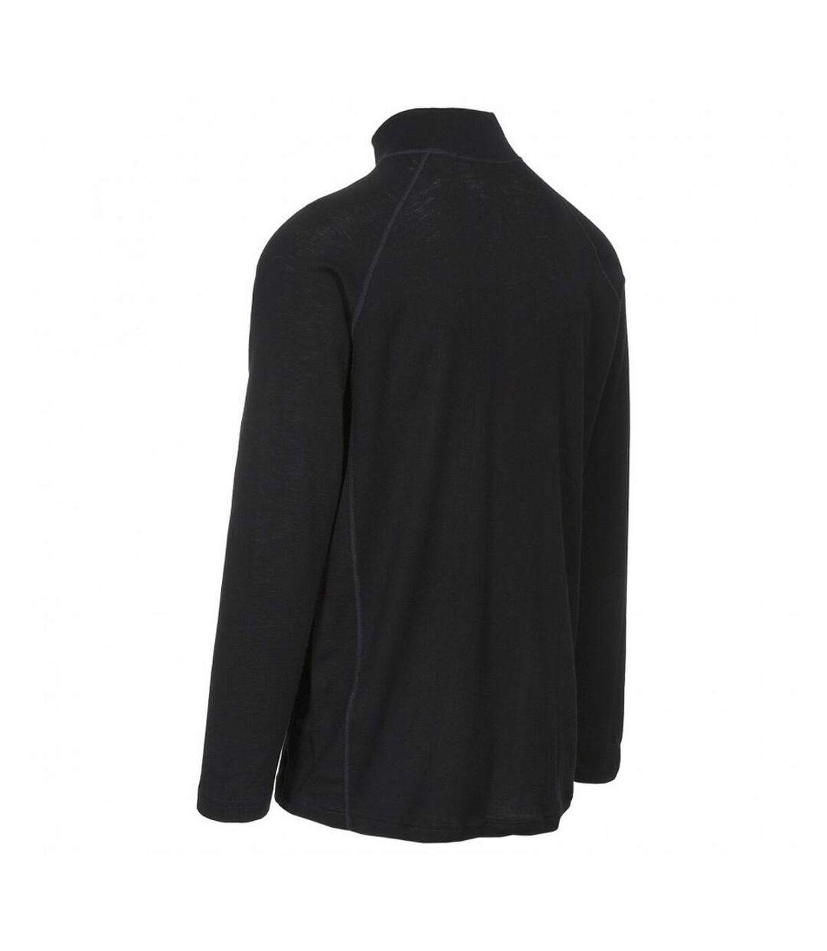 Trespass Seeker - T-shirt thermique à manches longues - Homme (Noir) - UTTP2096