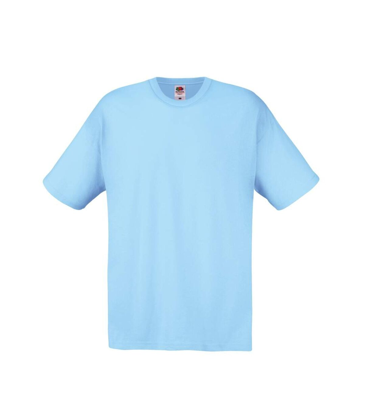 Fruit Of The Loom - T-shirt ORIGINAL - Homme (Violet) - UTBC340
