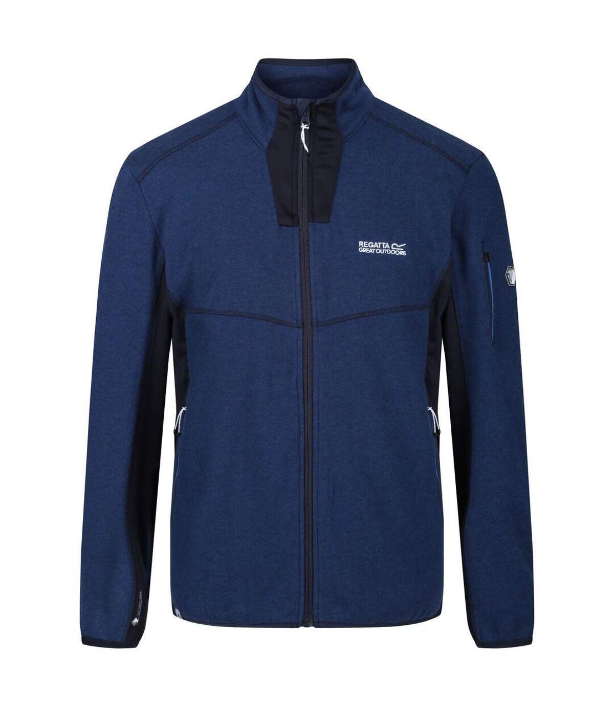 Regatta - Veste polaire KESTOR - Homme (Bleu/ Bleu marine) - UTRG4472