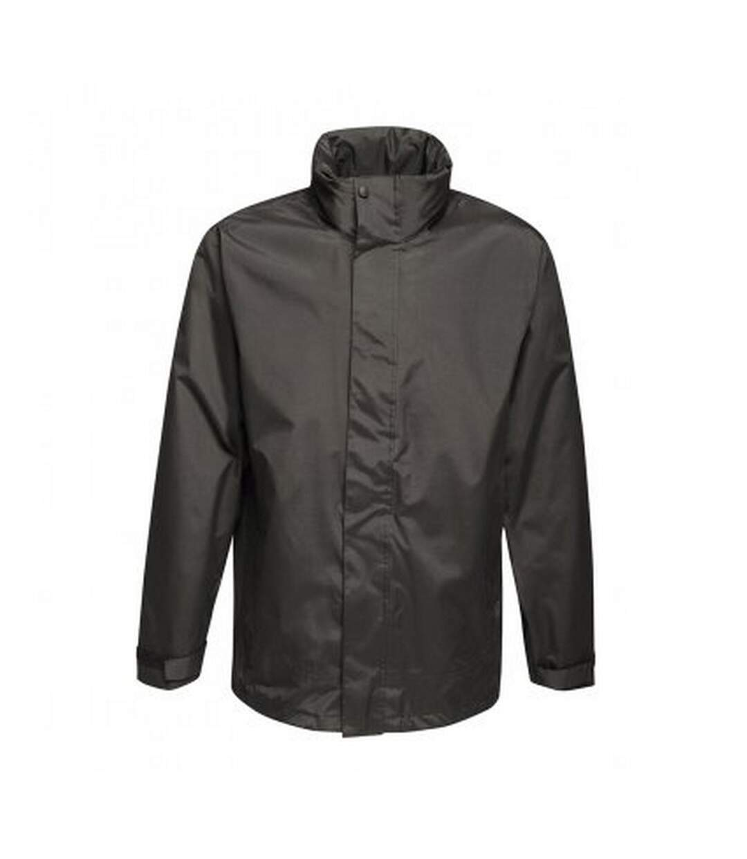 Regatta Mens Gibson IV Waterproof Interactive Jacket (Black/Black) - UTPC3306