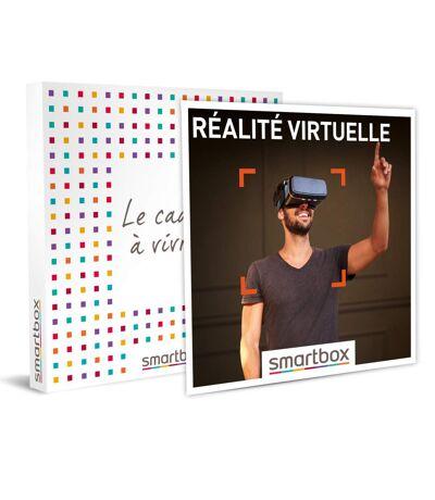 SMARTBOX - Réalité virtuelle - Coffret Cadeau Sport & Aventure