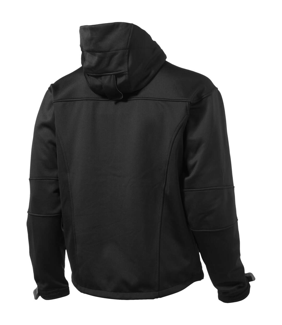 Slazenger Mens Match Softshell Jacket (Solid Black) - UTPF1771