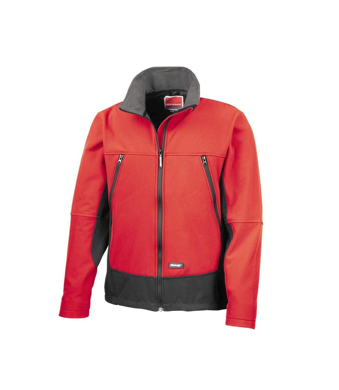 Result Mens Softshell Activity Waterproof Windproof Jacket (Red/Black) - UTBC856