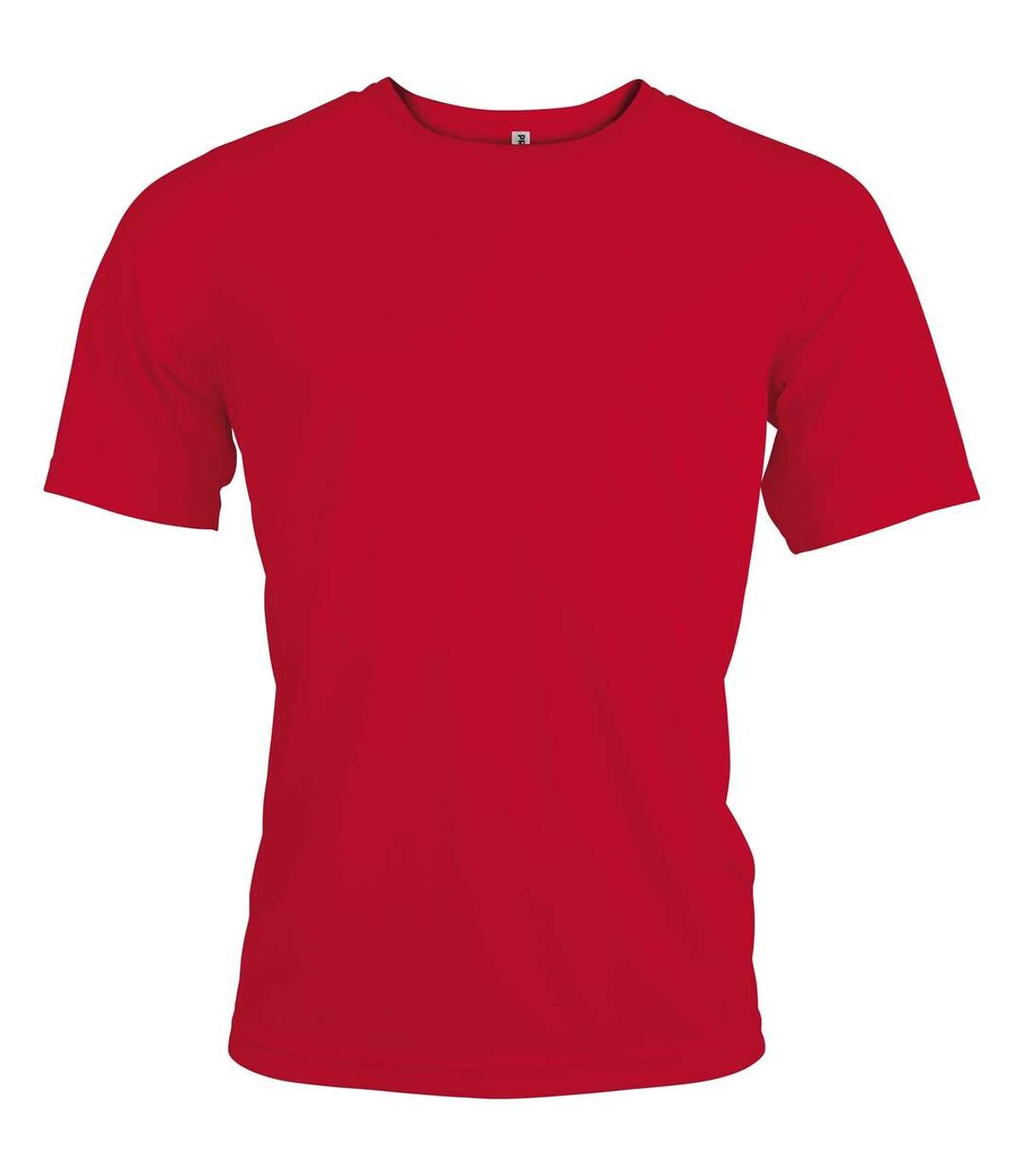 Kariban Mens Proact Sports / Training T-Shirt (Fluorescent Yellow) - UTRW2717