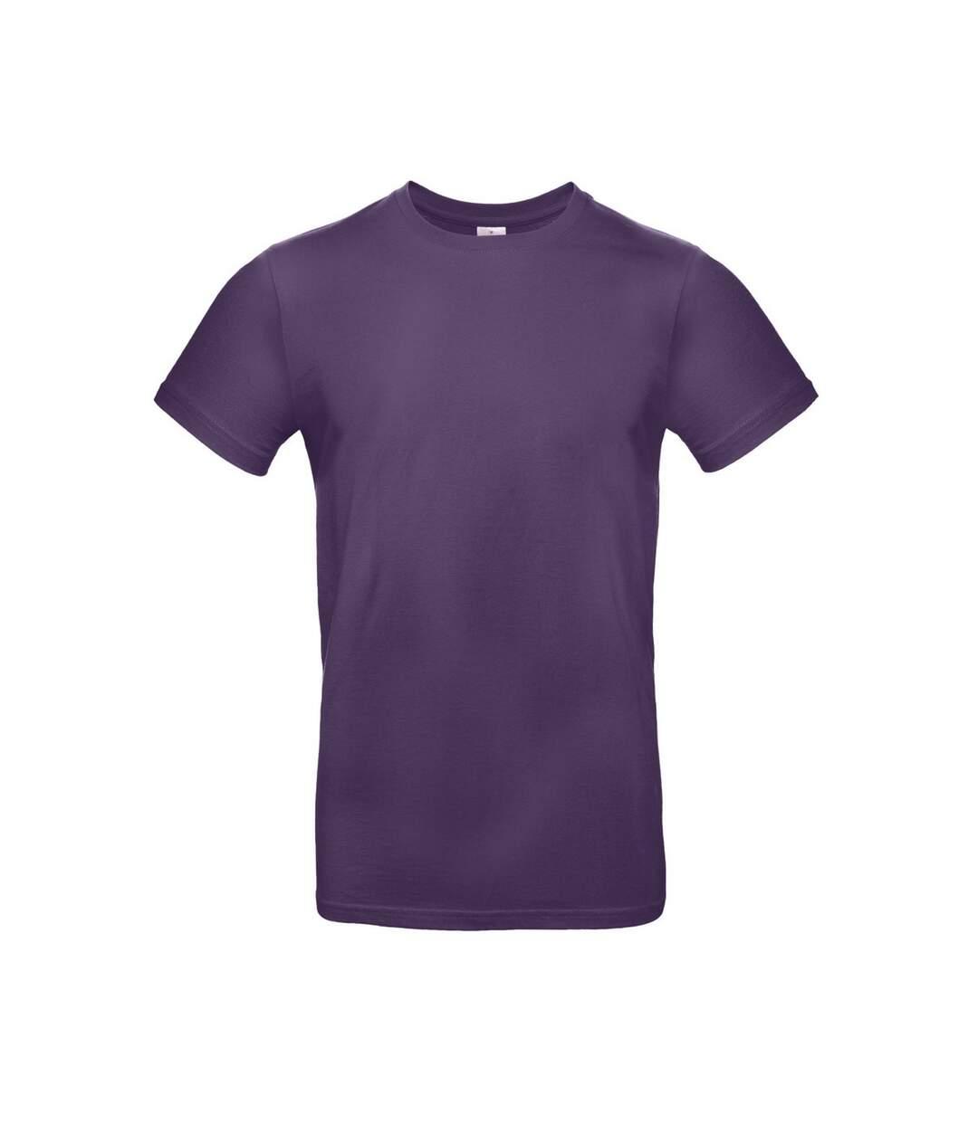 B&C Mens #E190 Tee (Urban Purple) - UTBC3911
