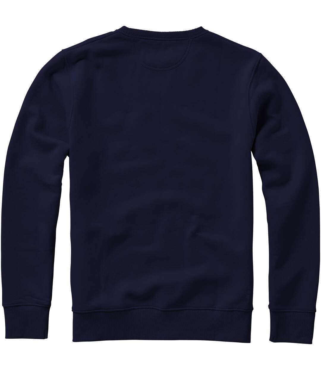 Elevate Mens Surrey Crew Neck Sweater (Navy) - UTPF1849