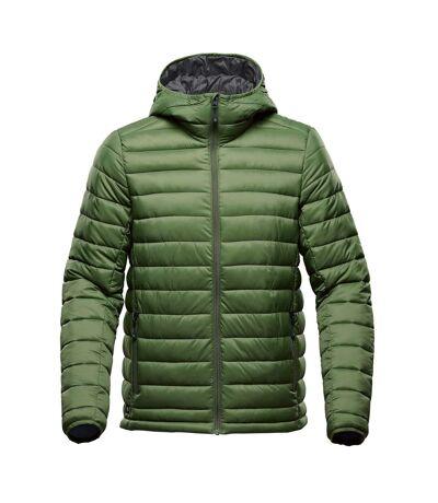 Stormtech Mens Stavanger Thermal Shell Jacket (Garden Green) - UTRW7348