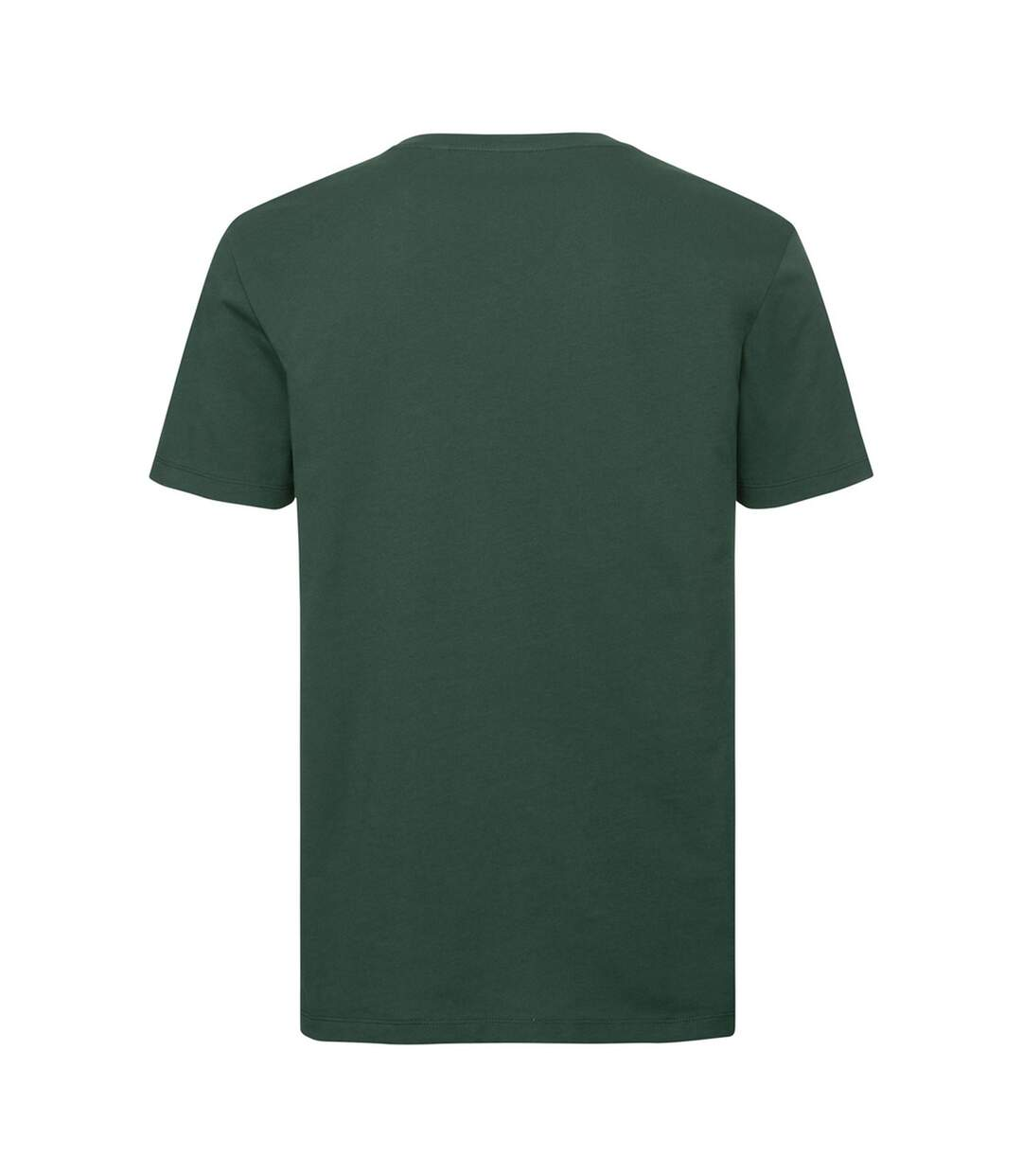 Russell - T-shirt manches courtes AUTHENTIC - Homme (Vert bouteille) - UTPC3569