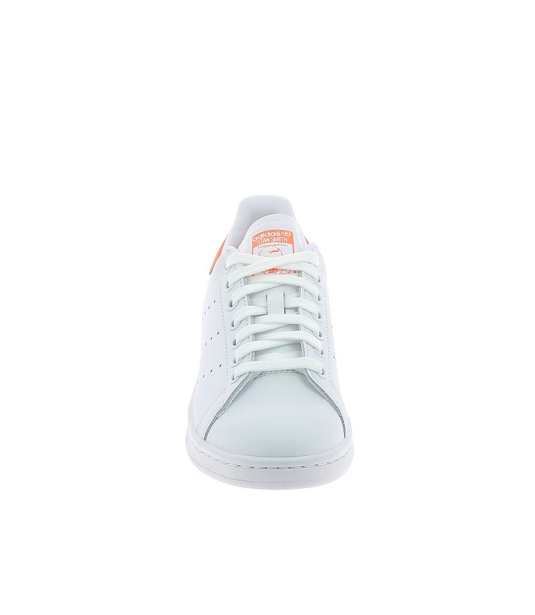 ADIDAS Stan Smith Blanc Orange