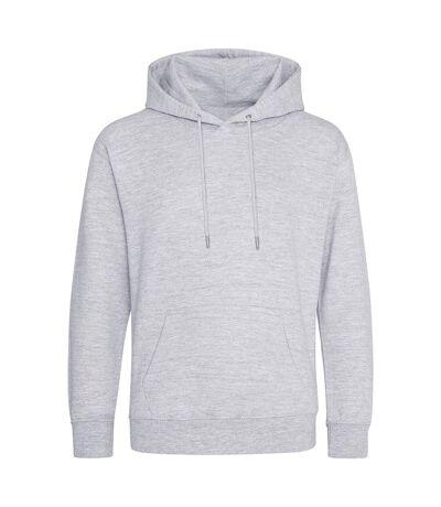 Awdis Mens Organic Hoodie (Charcoal Grey) - UTRW7955