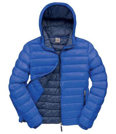 Veste matelassée - doudoune homme R194M - bleu roi