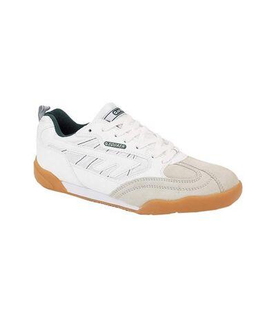 Hi-Tec Squash Unisex Trainer / Mens Trainers / Unisex Sports (White) - UTFS770