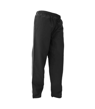Gamegear® Track Pants/Bottoms / Mens Sportswear (Black/White) - UTBC445