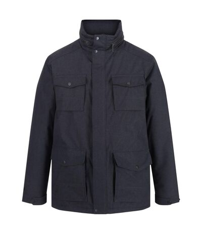 Regatta Mens Eneko Waterproof Insulated Jacket (Seal Grey) - UTRG5572