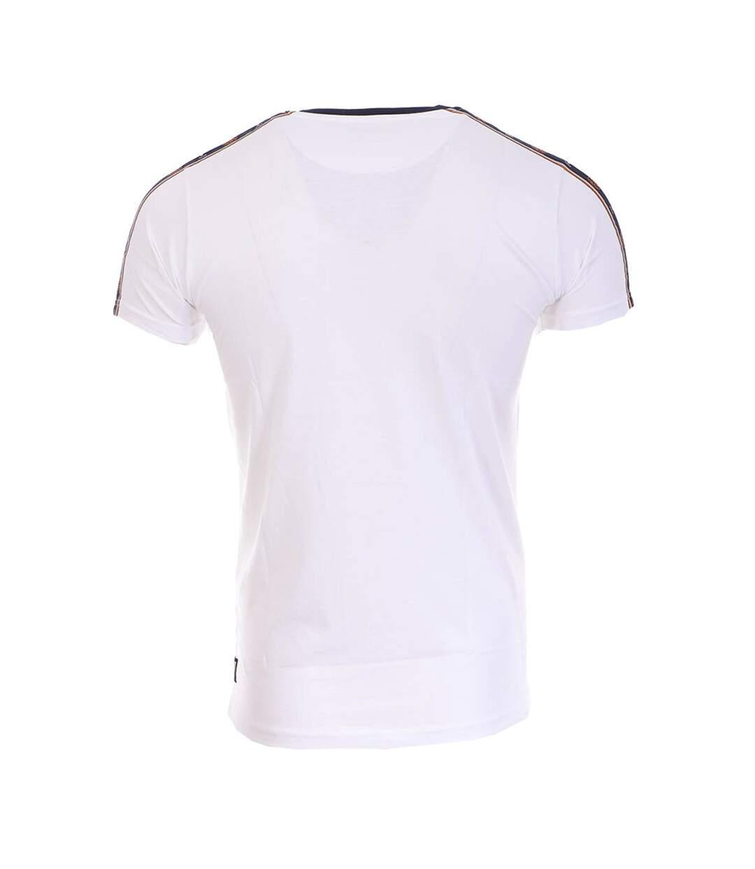 T-Shirt Blanc homme Capslab DRAGON BALL Z Goku