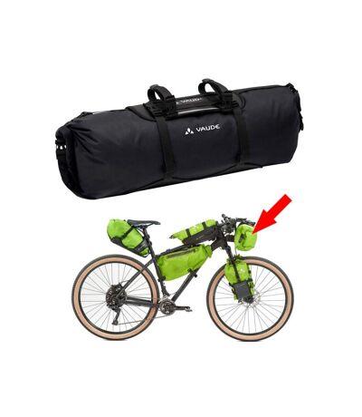 Sacoche guidon vélo Vaude Trailfront noire