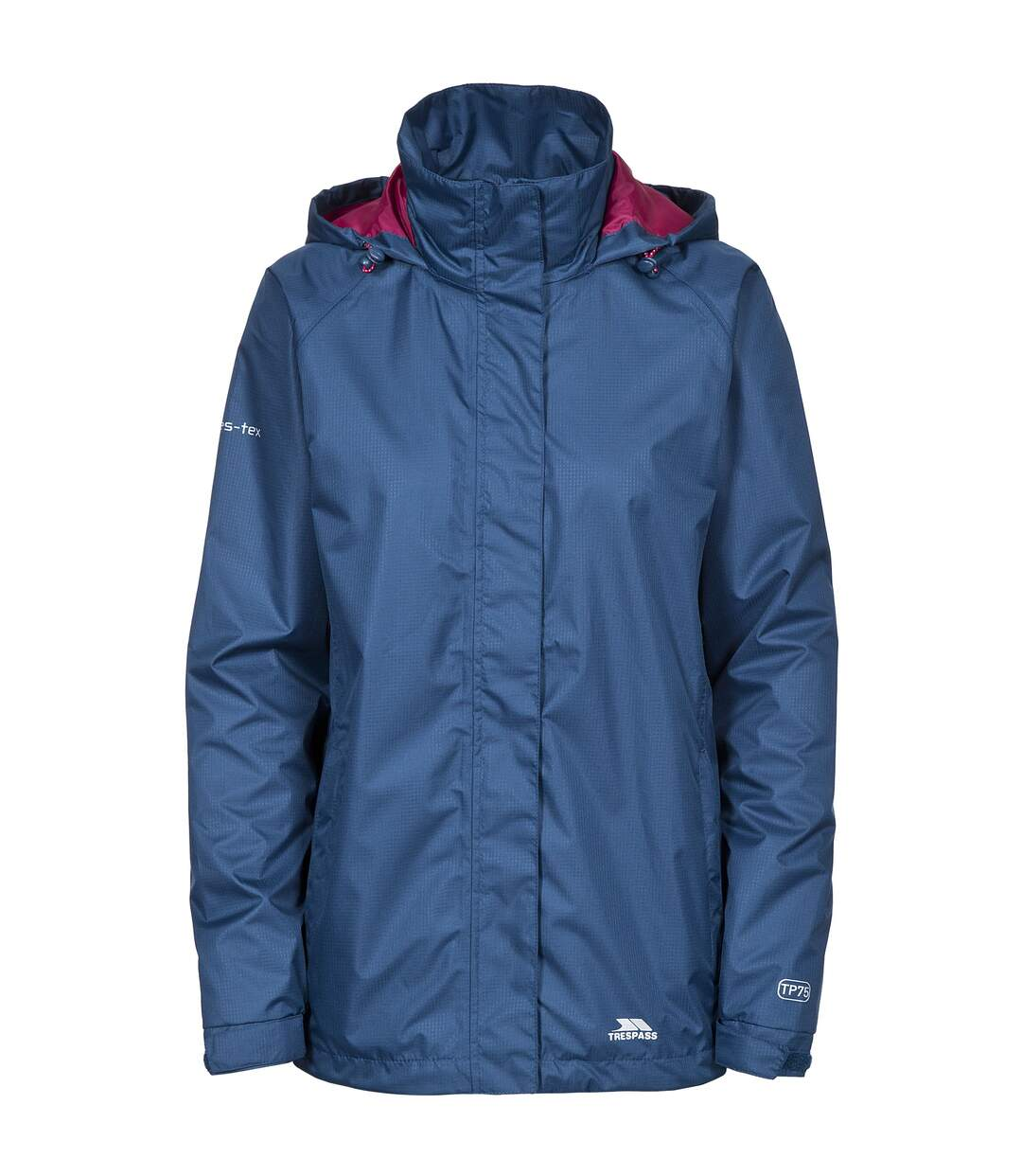 Trespass Womens/Ladies Lanna II Waterproof Jacket (Midnight Blue) - UTTP3279