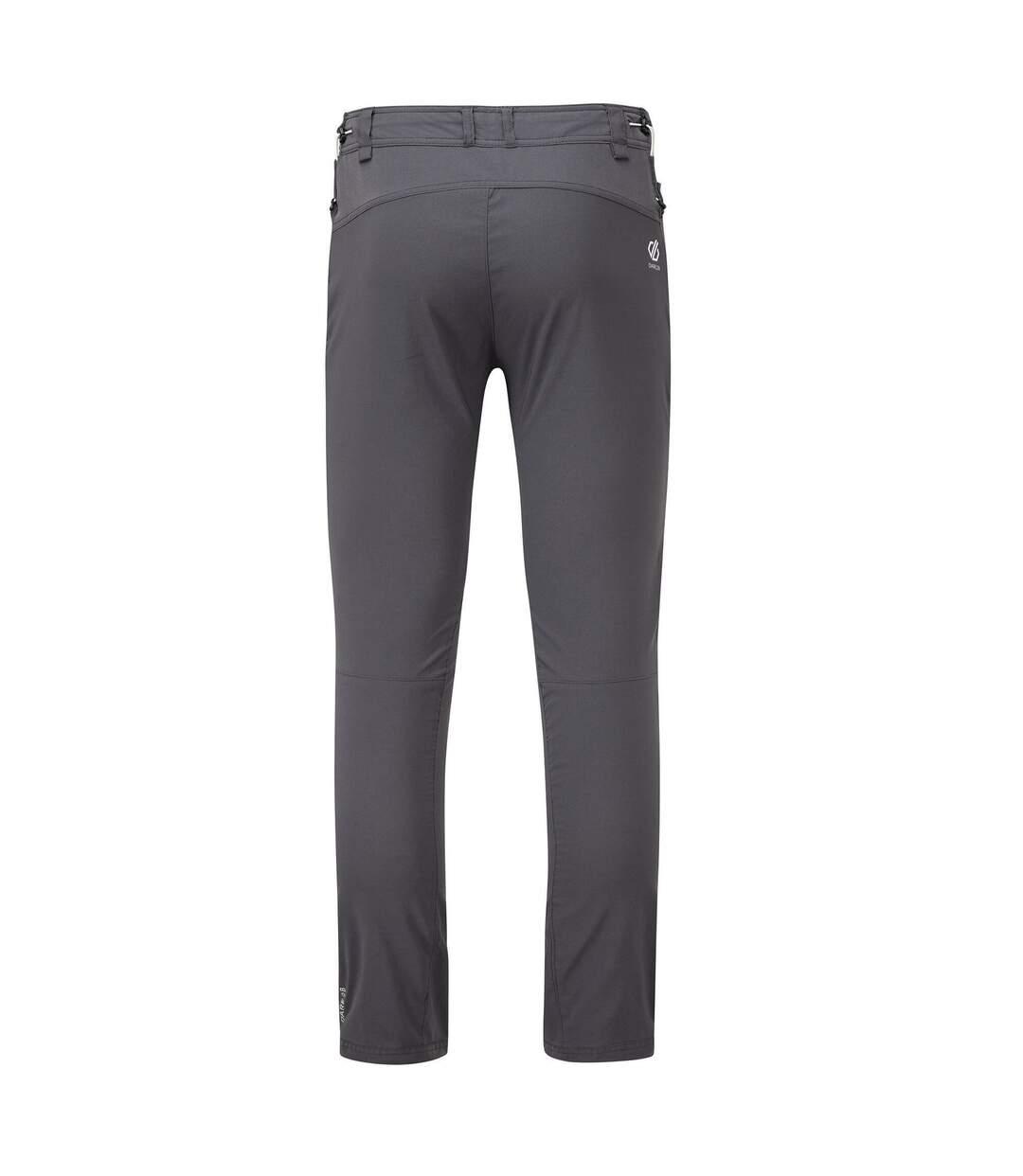 Dare 2b Mens Tuned In II Multi Pocket Walking Trousers (Ebony Grey) - UTRG4462