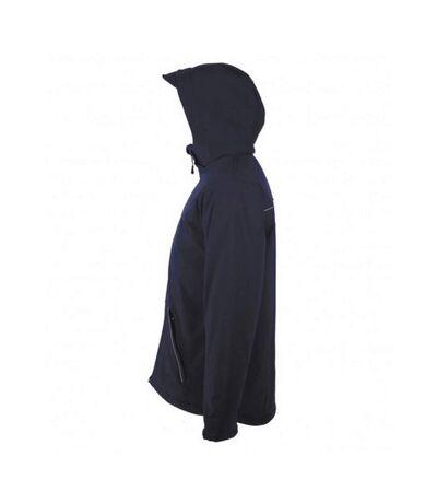 SOLS - Veste à capuche ROCK - Homme (Bleu marine) - UTPC413