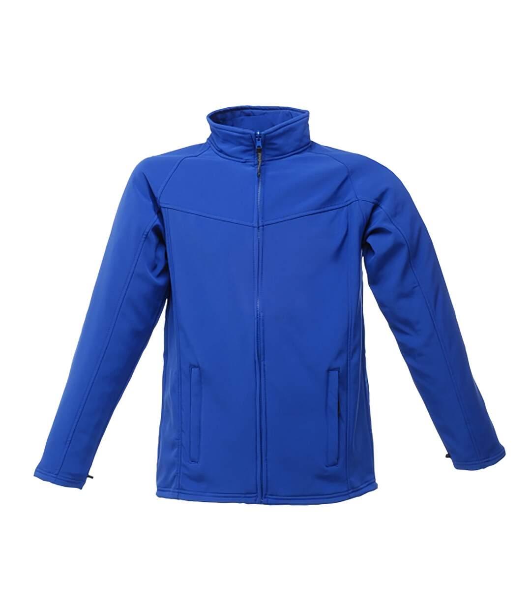 Regatta Uproar Mens Softshell Wind Resistant Fleece Jacket (Royal Blue) - UTRG1480