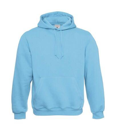 B&C - Sweatshirt à capuche - Hommes (Turquoise) - UTBC127