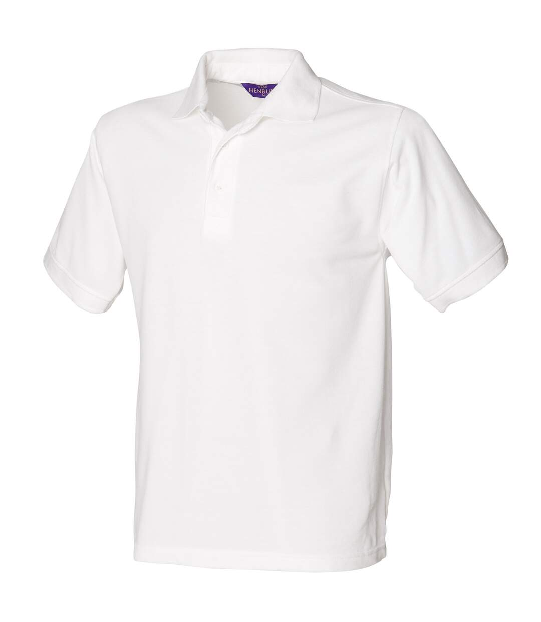 Henbury Mens Short Sleeved 65/35 Pique Polo Shirt (Turquoise) - UTRW625