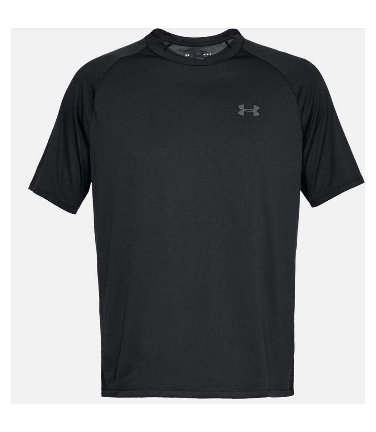 Under Armour Mens Tech T-Shirt (Black/Graphite) - UTRW7749