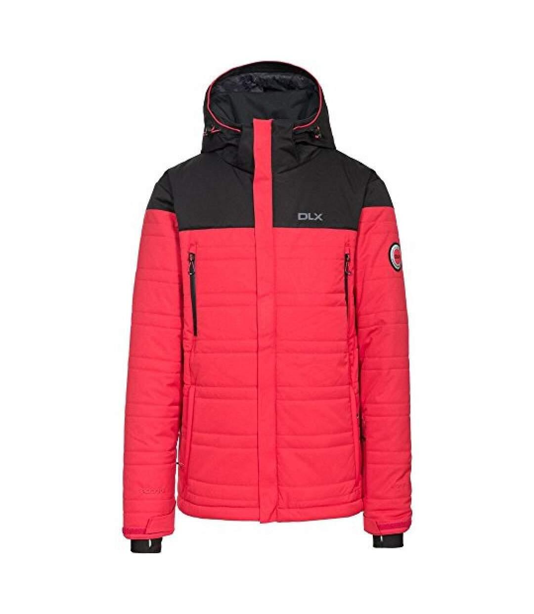 Trespass Mens Hayes Waterproof Ski Jacket (Red) - UTTP4350