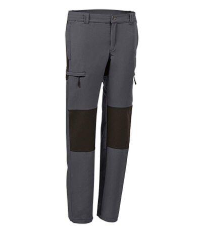 Pantalon trekking homme - DATOR - gris foncé