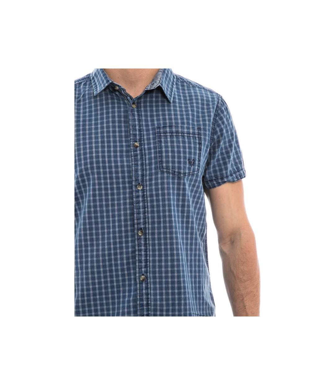 Chemise carreaux pur coton DODILY - RITCHIE