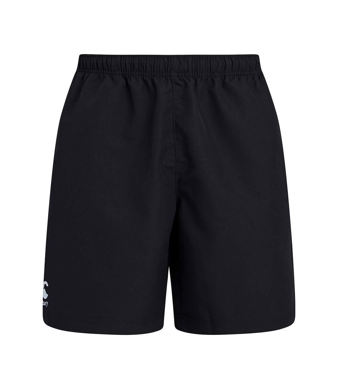 Canterbury Mens Club Shorts (Black) - UTPC4373