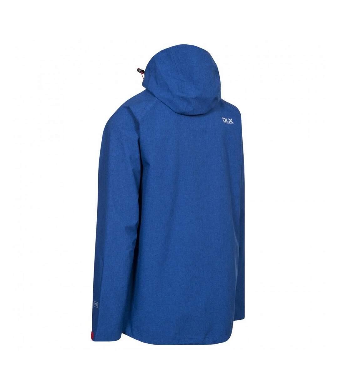Trespass Mens Caspar II Waterproof Shell Jacket (Twilight Marl) - UTTP4066