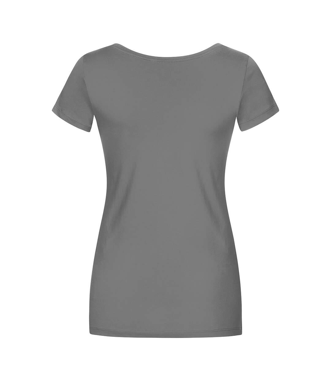 T-shirt décolleté Femmes