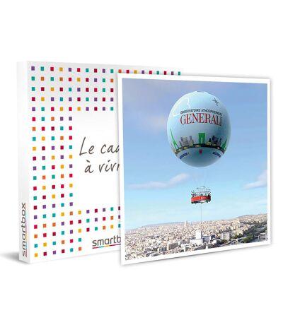 SMARTBOX - Élévation à 2 dans le ballon Generali au-dessus de Paris - Coffret Cadeau Sport & Aventure